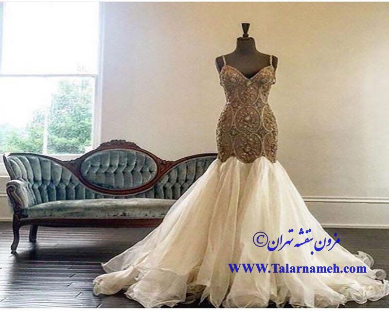 مزون و عروس سرای بنفشه تهران
