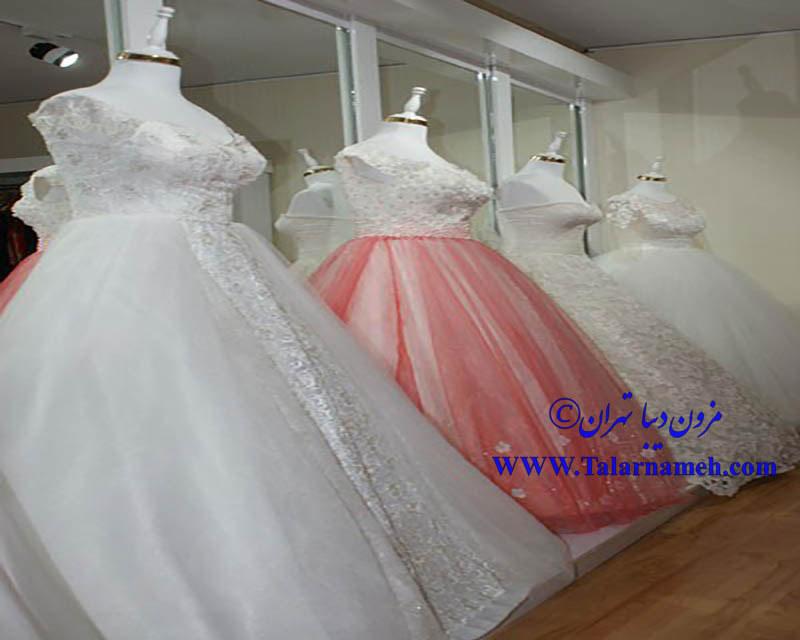 مزون عروس دیبا تهران