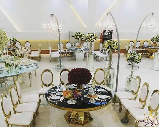 باغ تالار عروسی آرشام تهران