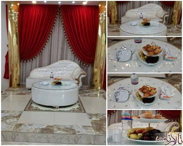 باغ تالار مینو اصفهان