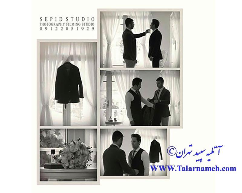استودیو عکس و فیلم سپید تهران