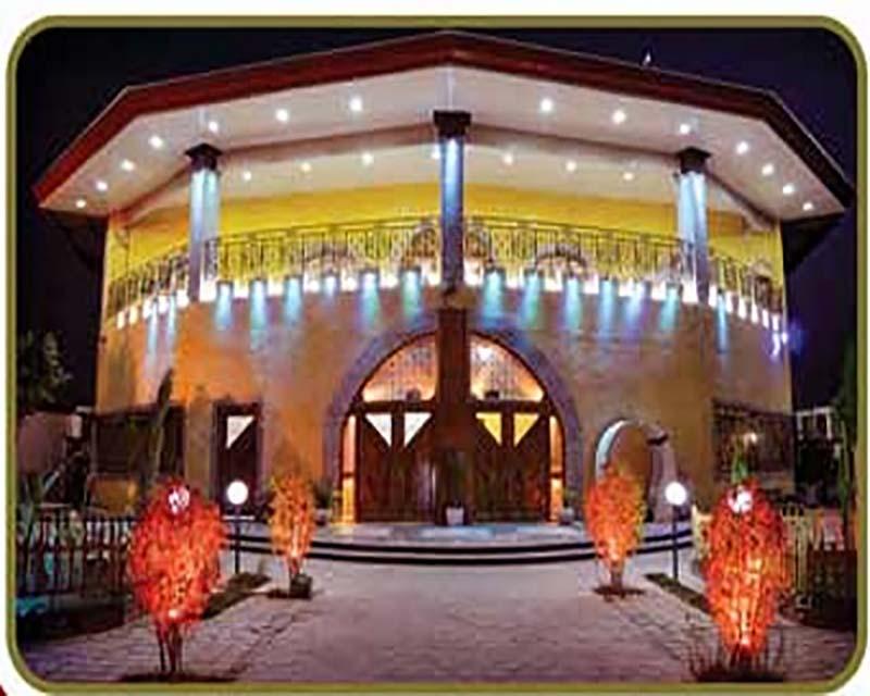 تالار پذیرایی قصر فردوس بندرعباس