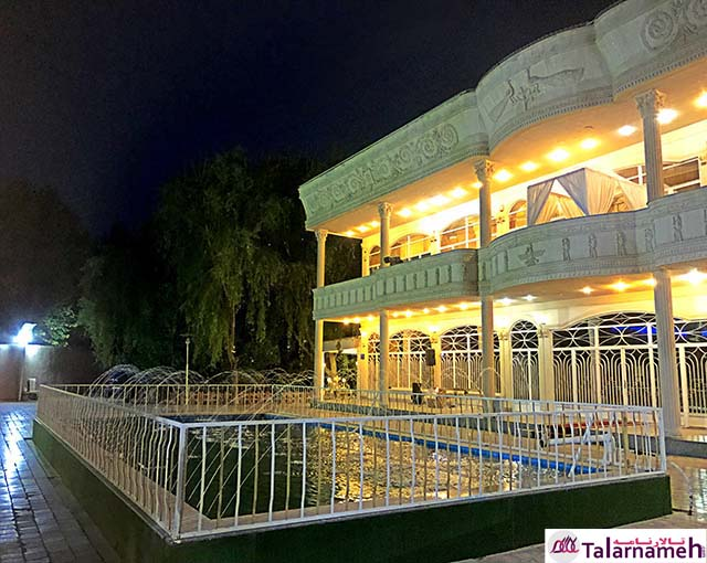 تالار باغ سبز اصفهان