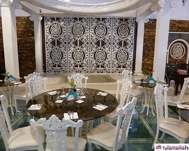 تالار پذیرایی اشراف اصفهان