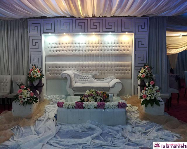 باغ تالار بهشت (جاده نجف آباد) اصفهان