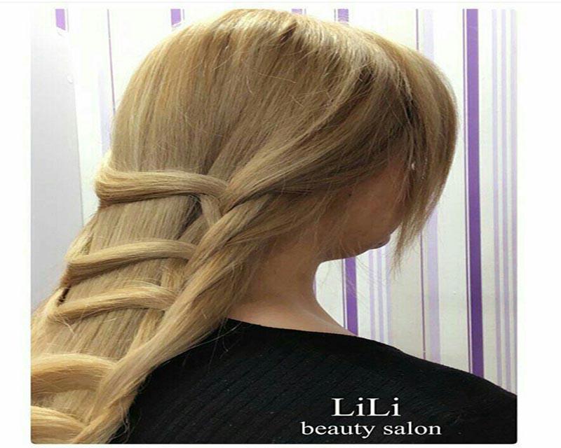 آرایشگاه زنانه لی لی اهواز
