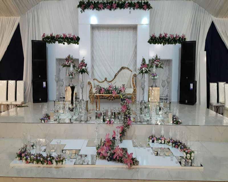 تالار پذیرایی آیینه شیراز