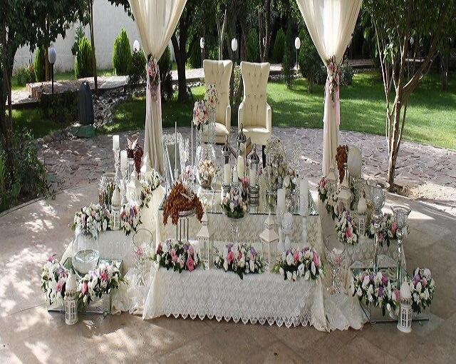 باغ تالار سوران تهران