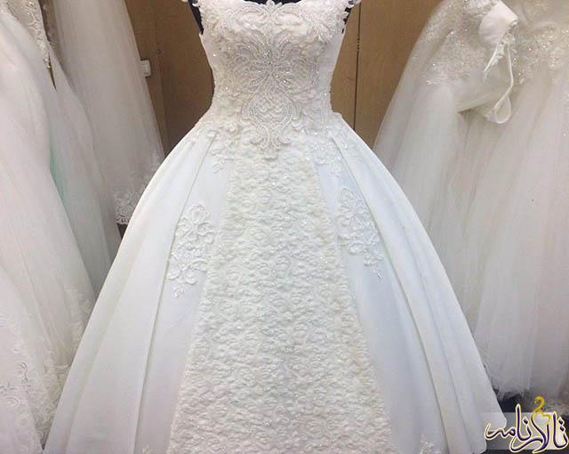 مزون لباس عروس دلربا دامغان