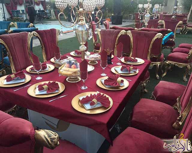 تشریفات عروسی مهرپویان شیراز