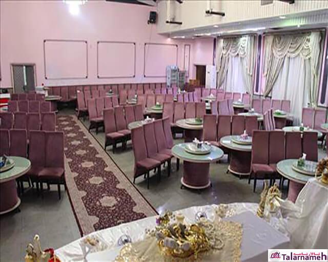 تالار علوم پزشکی تبریز