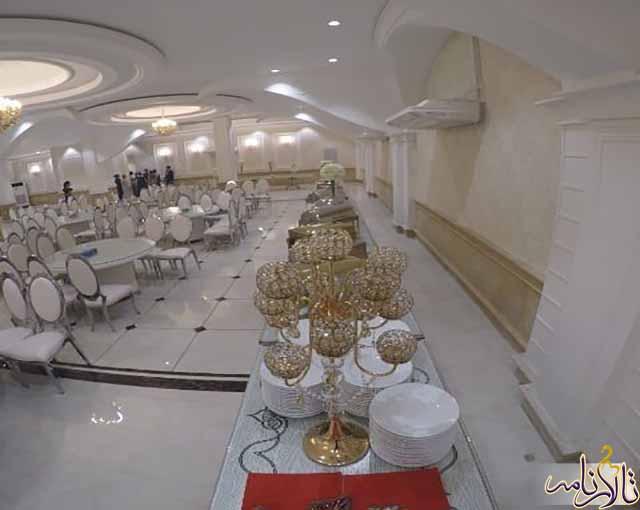 تالار عروسی رویال کلاسیک اهواز