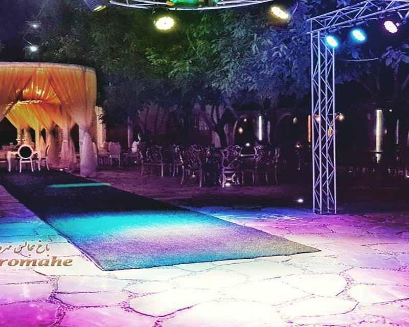 باغ مجالس مهروماه شیراز