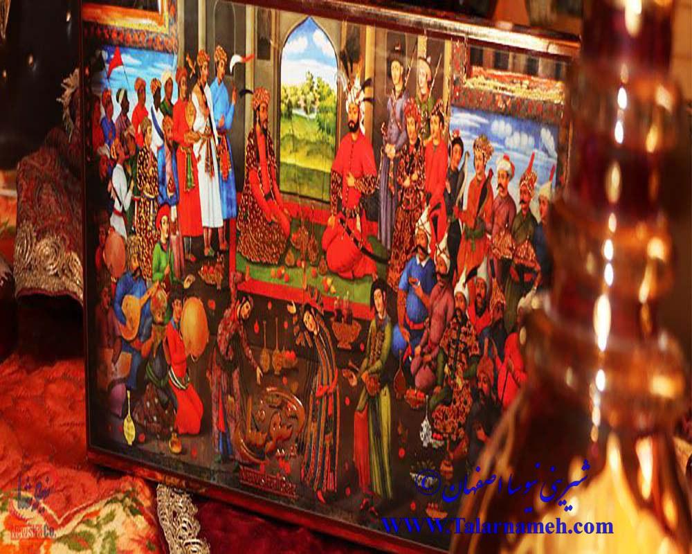 قنادی نیوشا اصفهان