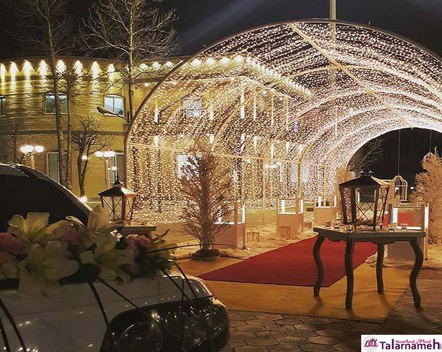 تالار پذیرایی نیلوفر اصفهان