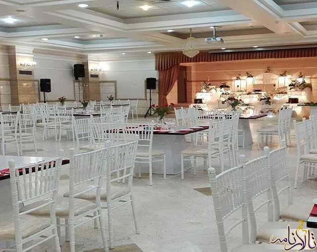 تالار پذیرایی سرای صدرا شیراز