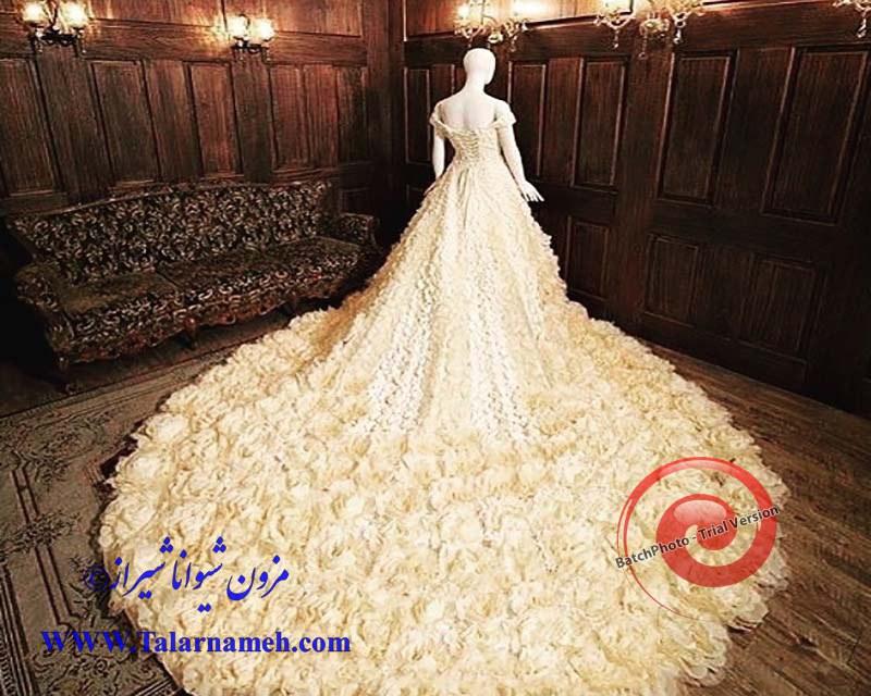 مزون عروس شیوانا شیراز