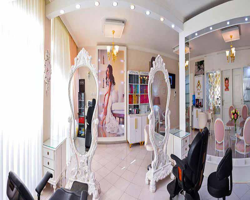 سالن زیبایی مليکا و مریم زینلی اصفهان