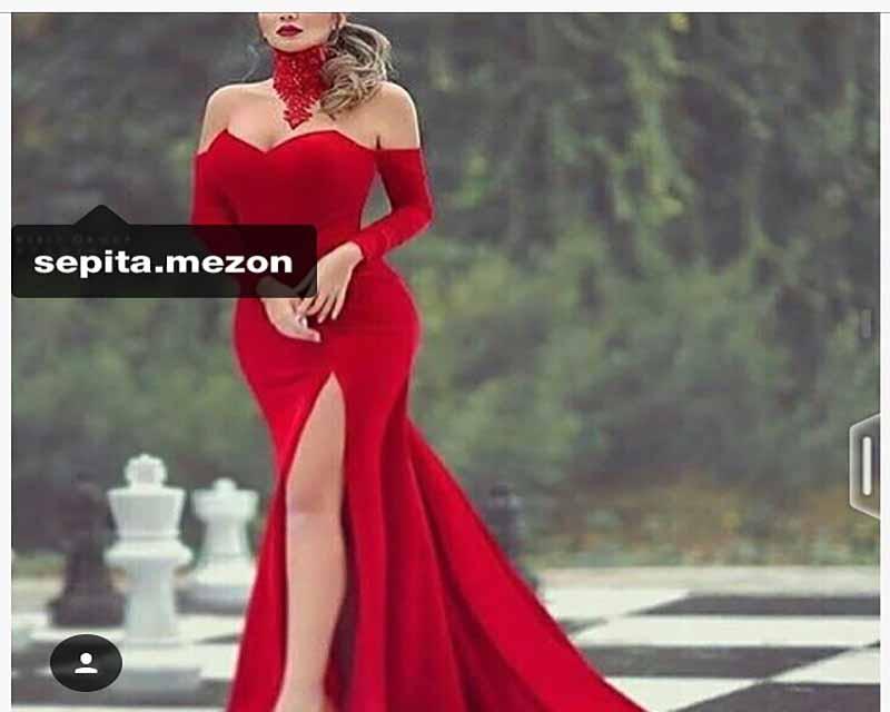 مزون لباس مجلسی سپیتا تهران