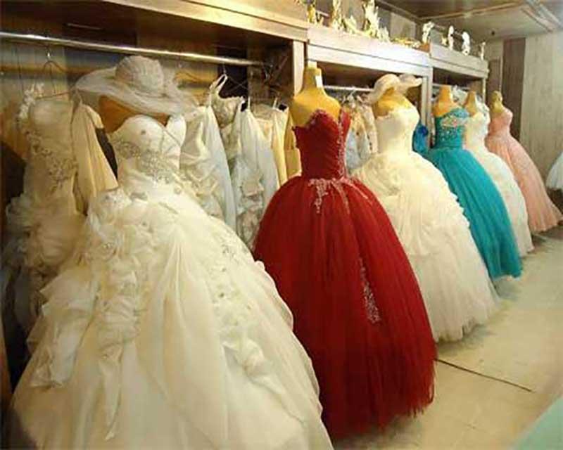 مزون عروس طهورا (خورزوق) اصفهان