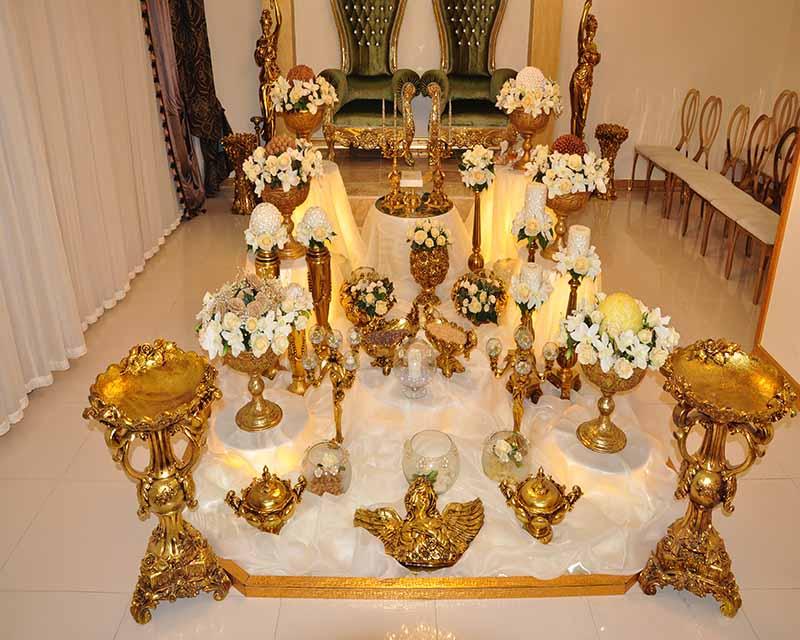 تالار پذیرایی قصر آریان تهران