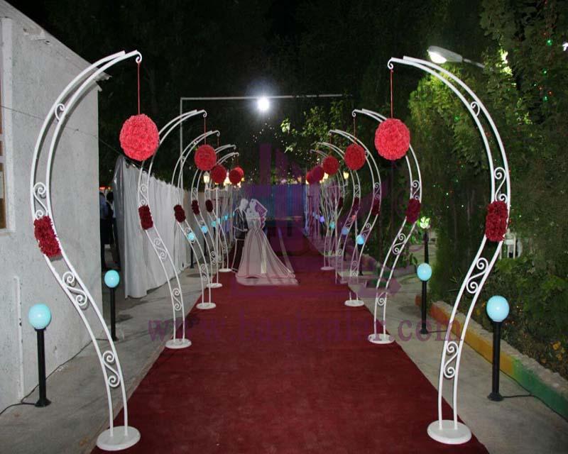 تالار عروسی آندیا شیراز