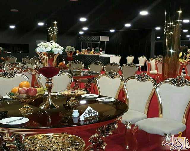 ازدواج آسان و تشریفات عروسی نمونه اصفهان