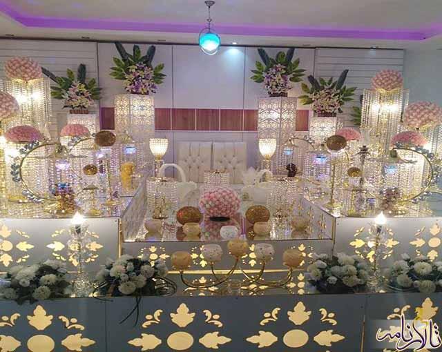 تالار عروسی غزال شیراز