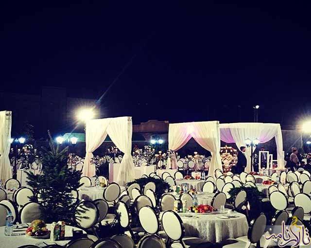 تشریفات عروسی خانه سفید ارومیه