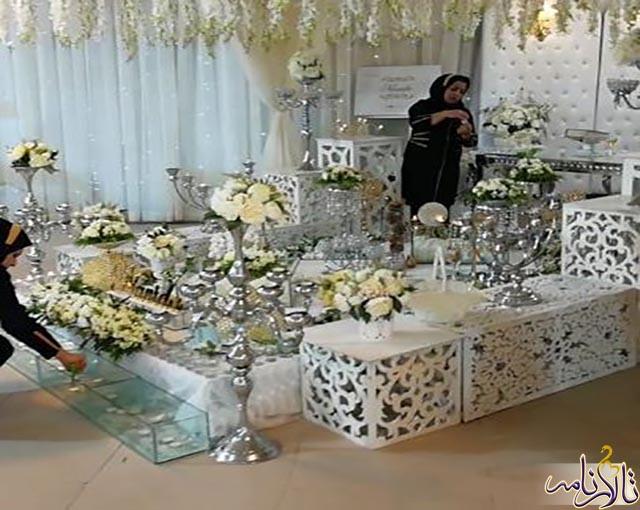 تشریفات عروسی نویدا سمنان