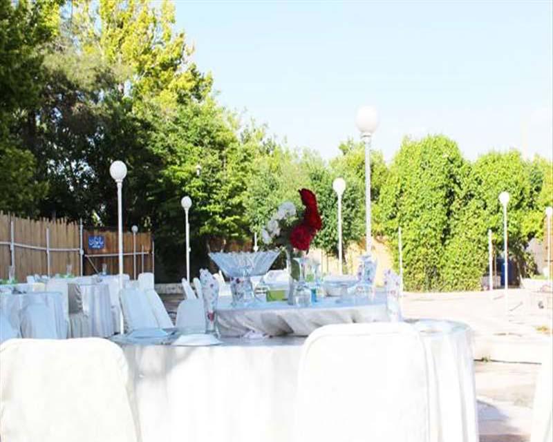باغ و تالار ونک شیراز
