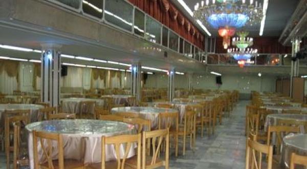 تالار پذیرایی جی اصفهان