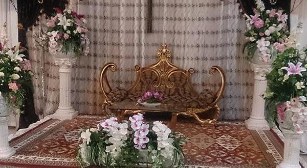 باغ تالار وصال اصفهان