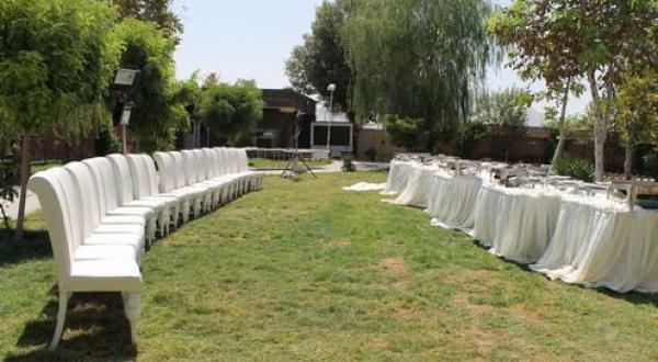 باغ تالار ستارگان اصفهان