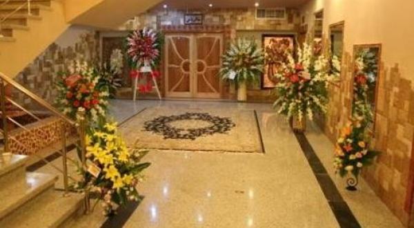 تالار پذیرایی آتشگاه اصفهان