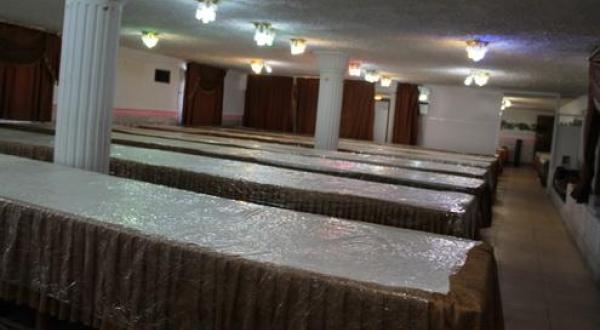 تالار عروسی قصر سفید اصفهان