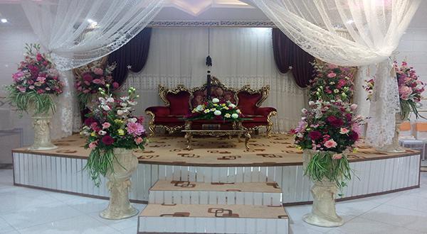 تالار پذیرایی شب خاطره ها اصفهان