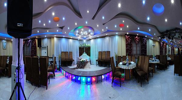 تالار پذیرایی آفتاب اصفهان