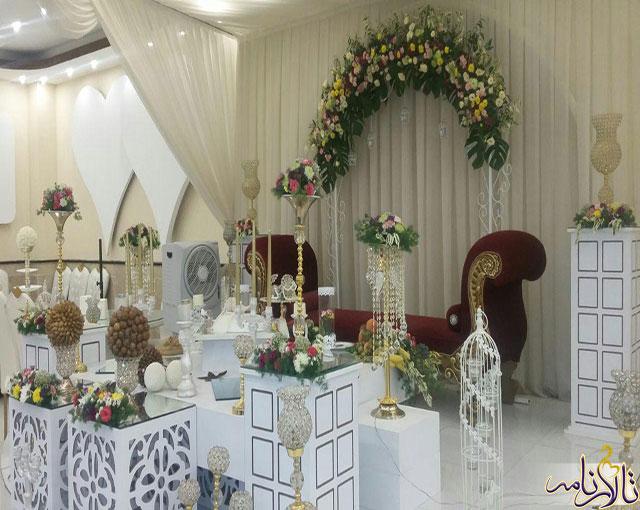 تالار عروسی هزار و یک شب (سه راه درچه) اصفهان