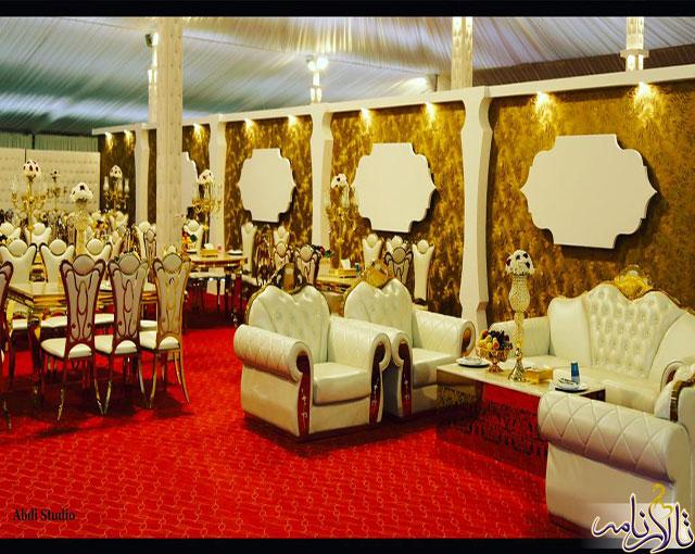 باغ تالار شب اصفهان