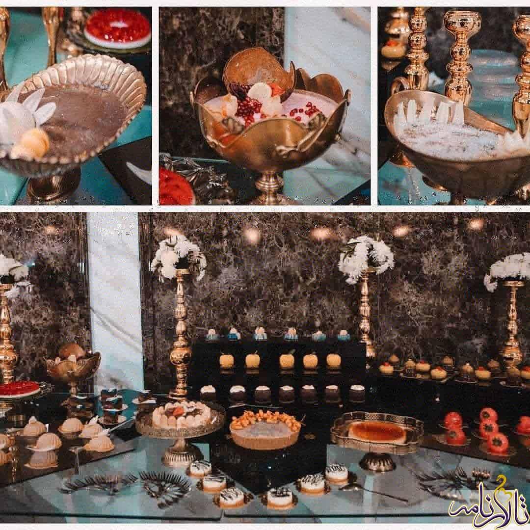 باغ تالار ماهان اصفهان