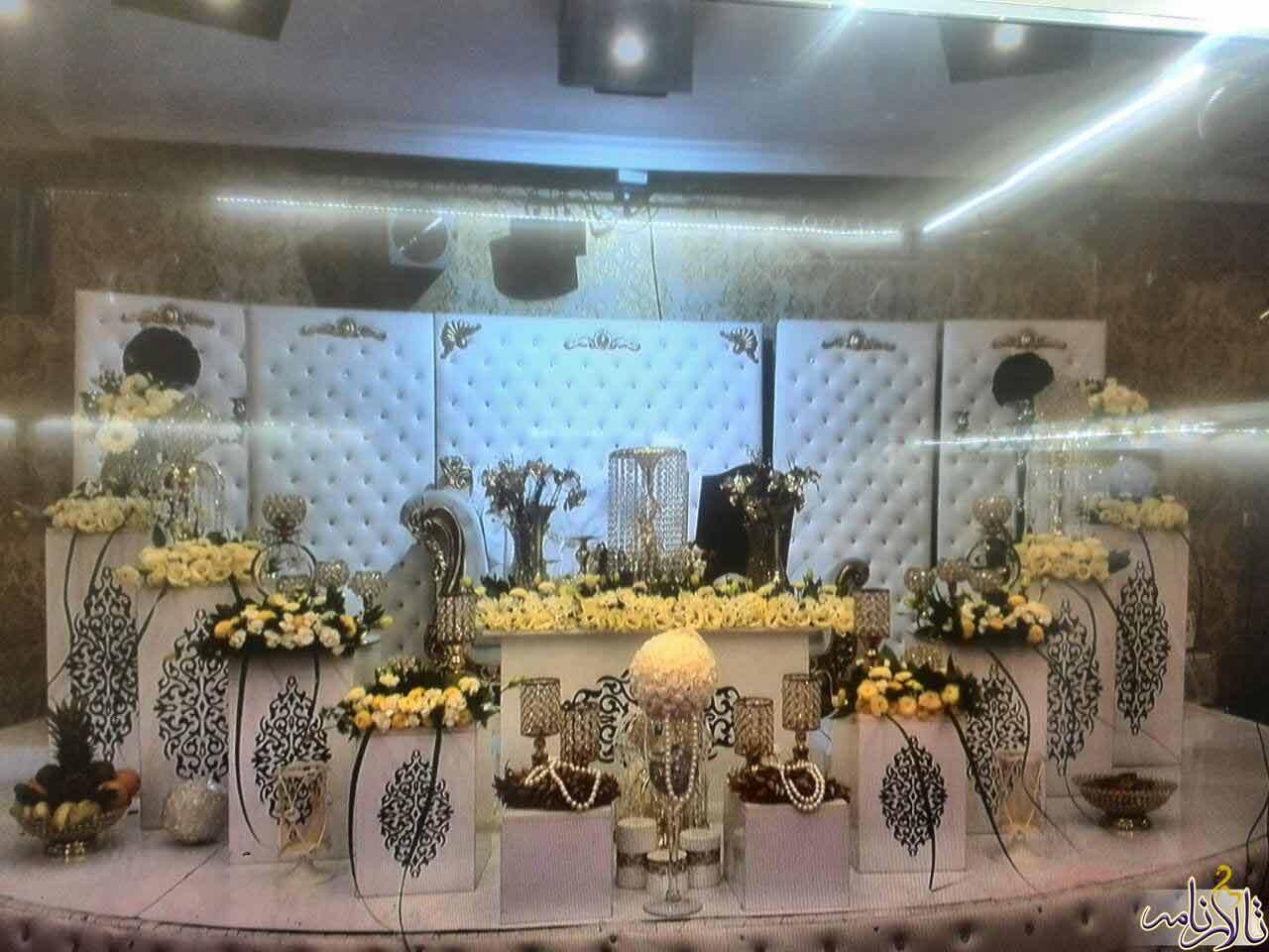 باغ تالار مهران اصفهان