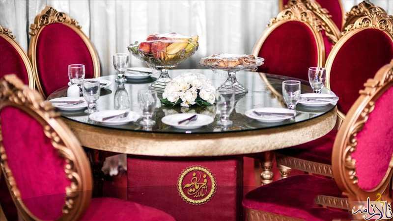 باغ تالار فرمانیه اصفهان