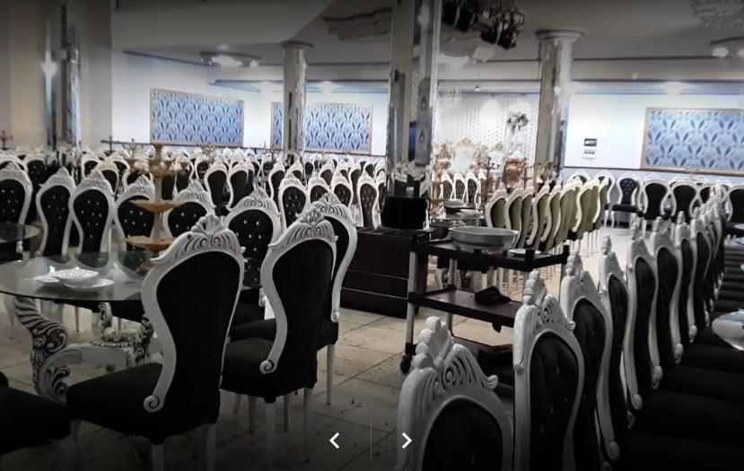 تالار پذیرایی توسکا سرا تهران