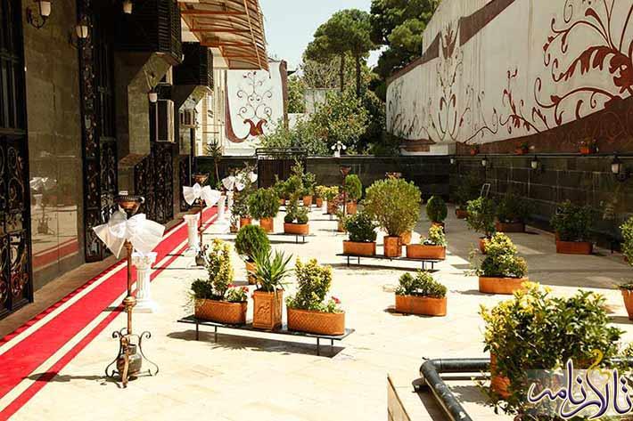 تالار پذیرایی سعد آباد تهران