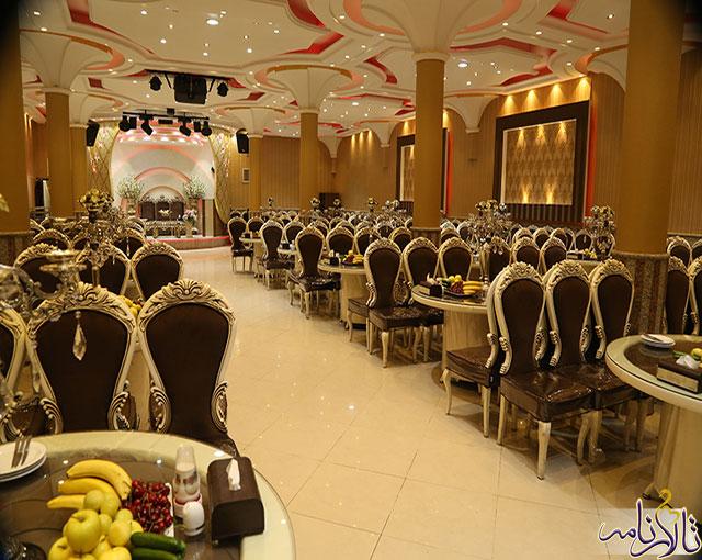 تالار عروسی قصر پارسیان (دماوند) تهران