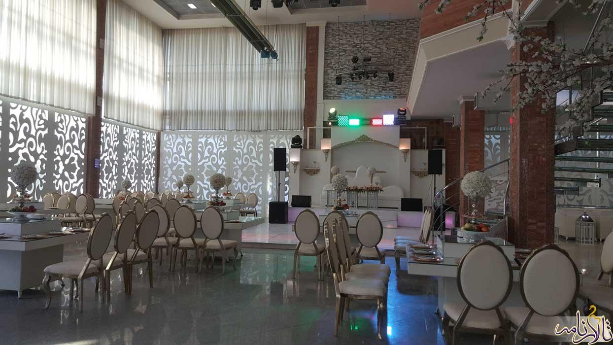 تالار پذیرایی عرشیا (شهریار) تهران