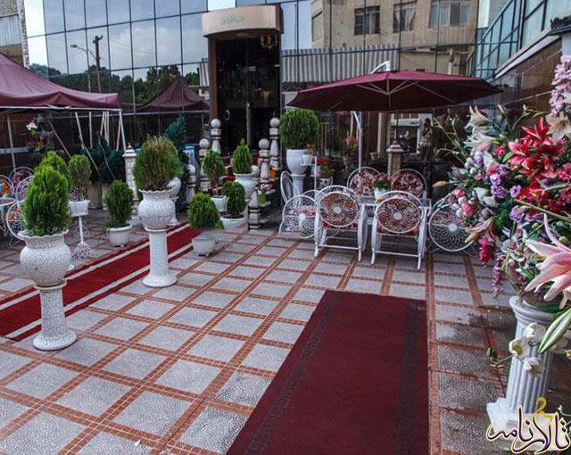 تالار تشریفاتی پیمان تهران