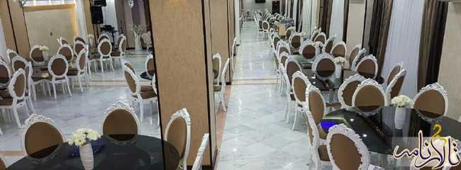 تالار پذیرایی زیتون کرج