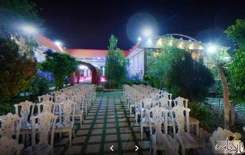 باغ تالار عروسی عرفان تهران